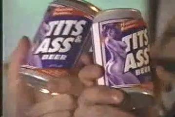 Bière, sein et culs