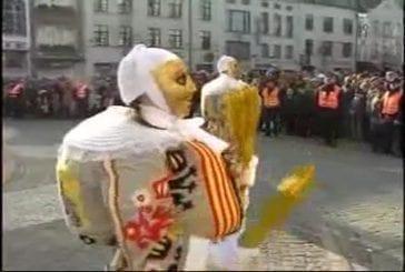 Vrai faux carnaval binchois