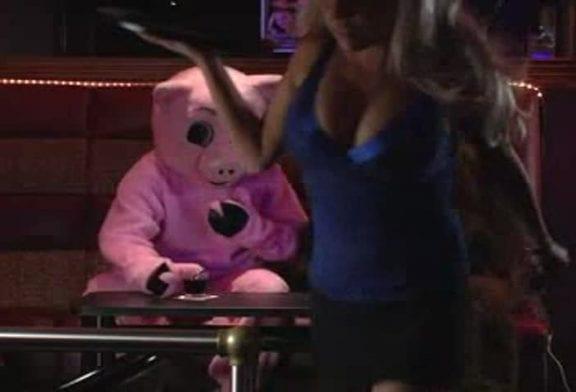 Faire des paris dans un bar à Striptease
