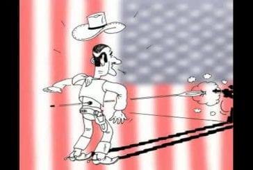 Chirac les caricatures