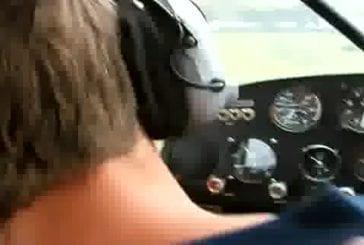 Blague du pilote d'avion qui s'endort