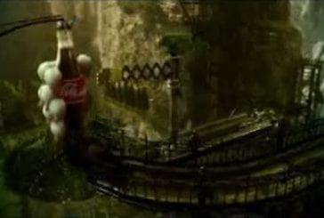 Publicité pour Coca-Cola