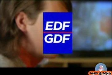 Pub EDF - le film de cul