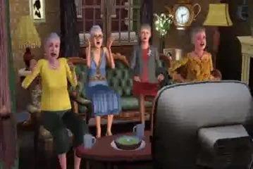 Mariage Kate et William vu par les Sims