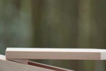 Vidéo virale GSM Touch Wood SH-08C