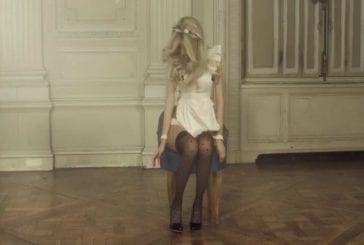 Striptease de Zahia