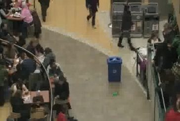 Un flashmob insolite