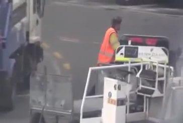 Les bagages perdus !