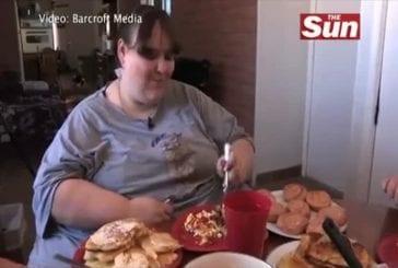 Susanne Eman , la femme qui veut devenir la plus grosse au monde !