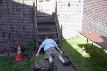 Tu t'es vu quand tu as bu ?