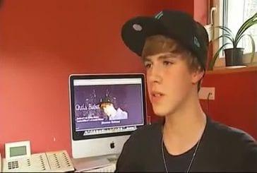 On a retrouvé Justin Bieber en Belgique sauf qu'il s'apelle Chris !
