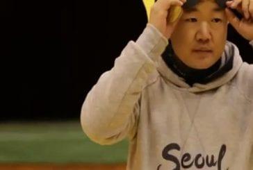 Ce Coréen est un génie du boomerang sans aucune discusion !