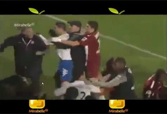 Une bagarre générale éclate après le match Metz - Amiens