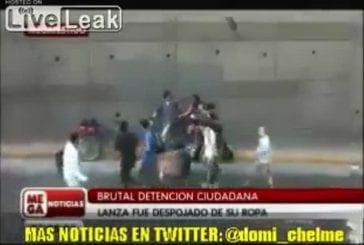 Voila ce qu'on fait aux voleurs du Chili quand on agresse une vieille dame !