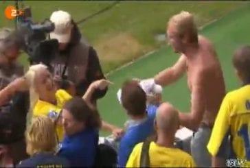 Echanges de maillots durant la coupe du monde féminine de football