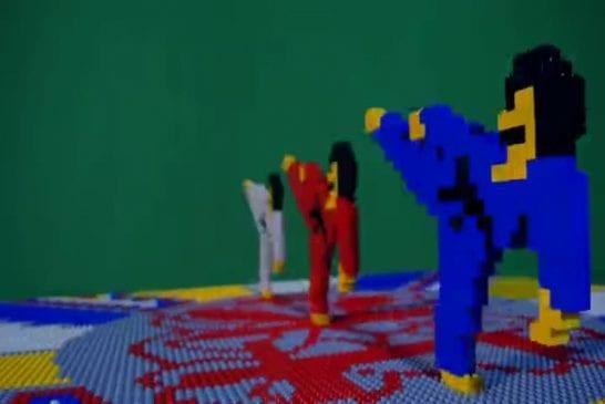 Animer des Lego en Stopmotion