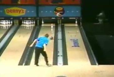Un coup de maître au bowling