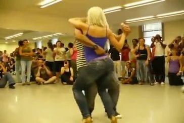 Le Kizomba est la danse la plus chaude