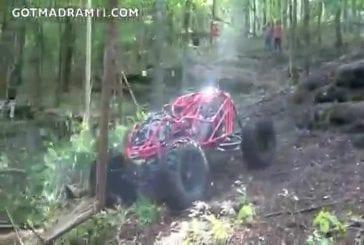 Faire du trial avec un buggy
