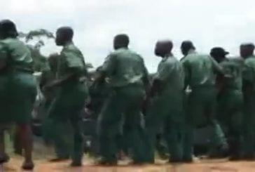 L'armée du Gabon recrute !