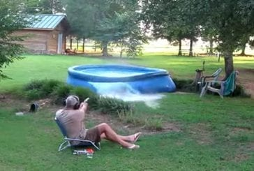 Vider sa piscine comme un chef !