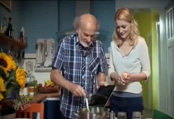 Ne jamais laisser un Ipad près de son grand-père !