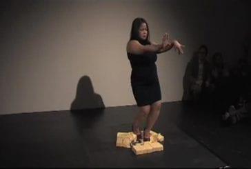 Cette femme danse sur du beurre !