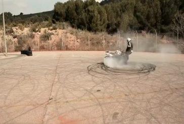 Des drifts moto impressionnants