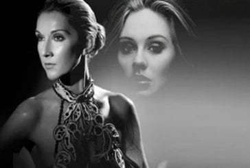 Céline Dion interprète Rolling in the deep