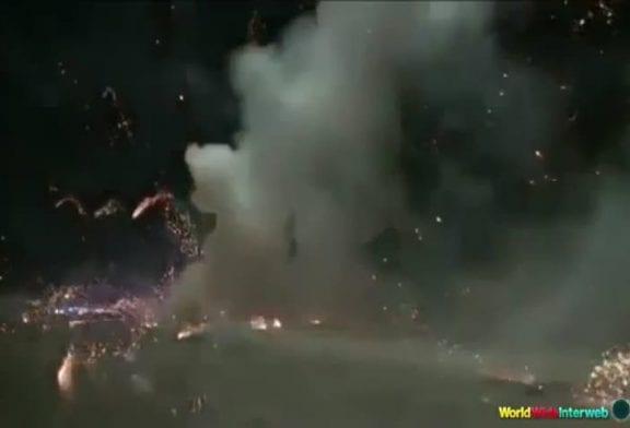 Compilation des feux d'artifices ratés