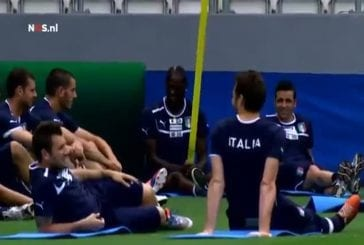 Les moments drôles de l'EURO 2012