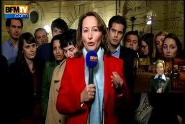 Ségolène Royal sur BFM-TV
