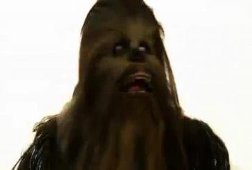 Sexy Jedi prennent une douche