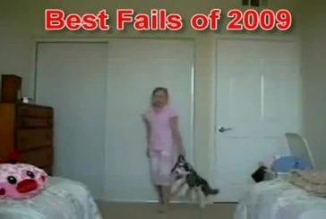Top 100 FAIL Videos de 2009