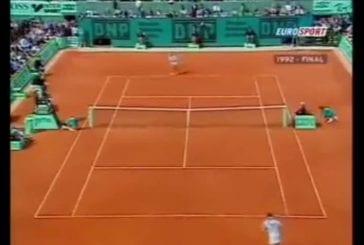 Moments drôles au tennis