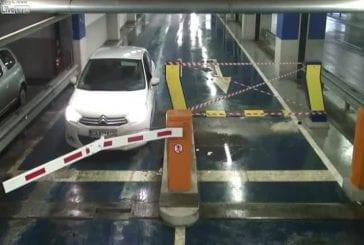 Les barrières de parking et les femmes