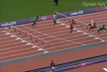 Les meilleurs FAILS des jeux olympiques 2012