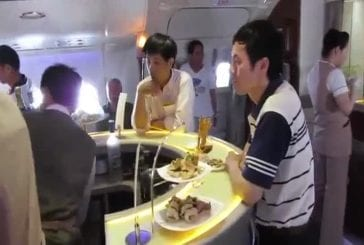 Voyager en Business Class dans un Airbus A380