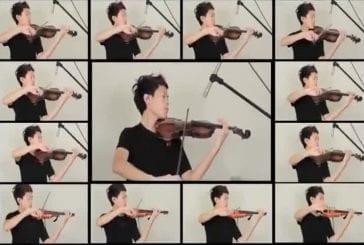 Une reprise de Thrones au violon