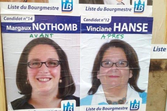Candidate avant et après