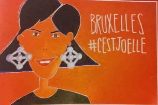 A Bruxelles c'est Joelle
