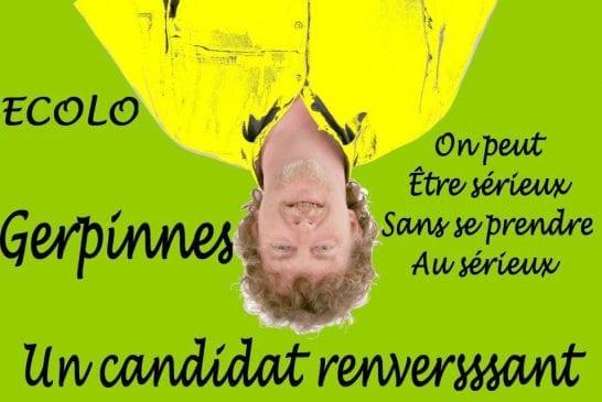 Un candidat renversssant