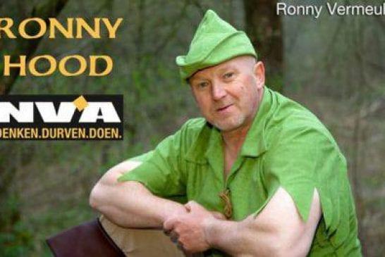 Ronny Hood de la NVA