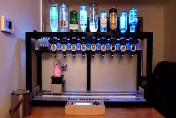 Une machine à cocktail