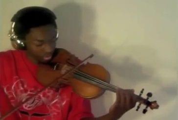 Une reprise incroyable d'Eminem au violon