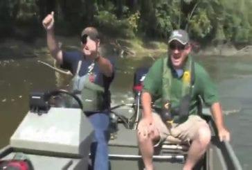 Une pêche hyper facile