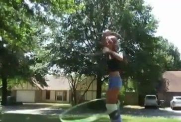 La sirène du Hula Hoop