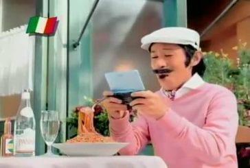 Publicité japonaise pour Mario Kart DS