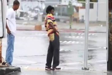 Du Turf Dancing sous la pluie