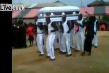 Vraiment le meilleur enterrement